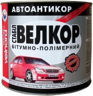 Мастика антикорозійна бітумно-полімерна VELVANA Велкор-Стабіл  4 кг