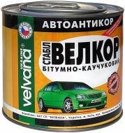Мастика антикорозійна бітумно-каучукова VELVANA Велкор-Стабіл  1,8 кг