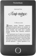 Електронна книга PocketBook 614 Basic3 black (PB614-2-E-CIS)