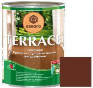 Масло для древесины Aura® Terrace Коричневый 0,9 л