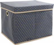 Короб для зберігання Vivendi 7102 LUI Gold 30х40х30 см 300x300x400 мм