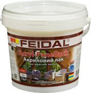 Лак Acryl-Panellack Feidal мат 1 л прозорий