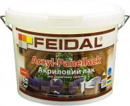 Лак Acryl-Panellack Feidal мат 2.5 л прозрачный