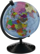 Глобус політичний 160 мм Тетрада