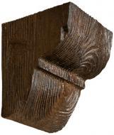 Консоль DecoWood Рустик EQ 016 classic 120x120xмм темный