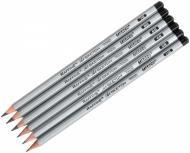 Набір олівців чорнографітних 6 графітних штук 7000-6CB Marco