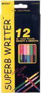 Олівці кольорові Superb Writer 4110-12CB 12 шт. Marco