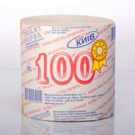 Туалетний папір туалетний папір Київ 100 одношаровий 1 шт.