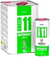 Антифриз XADO 1,1кг зелений