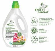 Гель для машинного та ручного прання ECO CONTROL для дитячої білизни та одягу 1,2 л