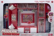 Лялькова кухня Qun Feng Toys Сучасна кімната 26230