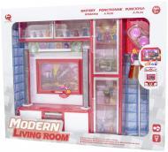 Лялькова кухня Qun Feng Toys Сучасна кімната-1 26235