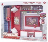 Лялькова кухня Qun Feng Toys Сучасна кімната-2 26236
