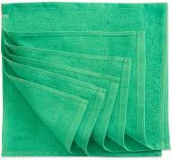 Салфетка махровая 30x30 см темно-зеленый Ярослав