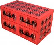 Комод картонный Другое Клетка 250x440x250 мм