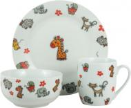 Набір дитячого посуду Toys 3 предмети HYT16257 Limited Edition