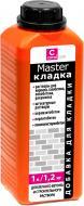 Добавка для мурування Coral Master Кладка 1 л