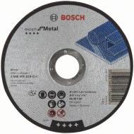 Круг відрізний по металу Bosch  125x1,6x22,2 мм 2608600219