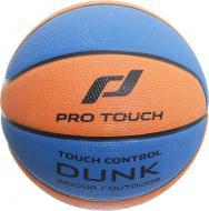 Баскетбольный мяч Pro Touch Dunk 177966-906545 р. 6 синий с оранжевым