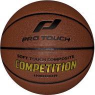 Баскетбольный мяч Pro Touch Competition 185616-900118 р. 6 коричневый