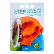 Пральний порошок для машинного та ручного прання ЭФФ Універсальний 2,4 кг