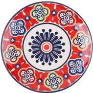 Тарілка десертна Самайя Марун Red Claytan Ceramics