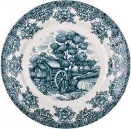 Тарілка обідня Млин 27 см 910-136 Claytan Ceramics