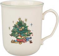 Чашка Рождественская елка 340 мл 910-134 Claytan Ceramics
