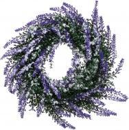 Венок декоративнный Лаванда