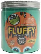 Слиз-лизун Compound Kings Slime Fluffy бірюзовий 110272-1