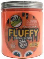 Слиз-лизун Compound Kings Slime Fluffy помаранчевий 110272-3