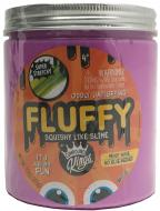 Слиз-лизун Compound Kings Slime Fluffy фіолетовий 110272-2