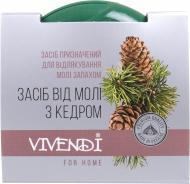 Ароматичне саше Vivendi від молі з натуральною віддушкою кедру