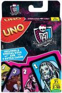 Гра настільна Monster High UNO CJM75