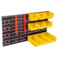 Шафа навісна для майстерні з лотками та додатковим приладдям Topex 79R171