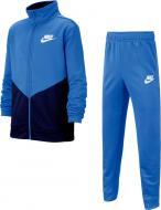 Спортивный костюм Nike B NSW CORE TRK STE PLY FUTURA BV3617-402 р. XL синий