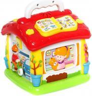 Розвиваюча іграшка Huile Toys Будиночок 656