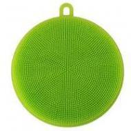 Силиконовая губка Good Idea для мытья посуды Зеленый (to7048i2626)