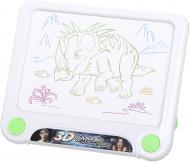 Дошка для малювання Shantou Magic 3D Динозаври 2222251589013