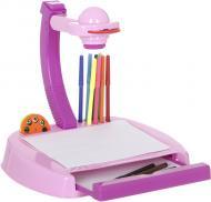 Столик для малювання Shantou з підсвіткою рожевий 2222251578017