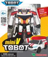 Робот-трансформер Tobot S4 мини V