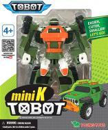 Робот-трансформер Tobot S4 мини K