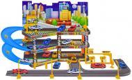 Ігровий набір Паркінг, 2 машинки P7688A-2