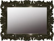 Зеркало Embawood 001/01 720x990 мм черно-коричневый
