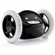 Будильник убегающий на колёсиках Alarm Clock CH-1818 Черный (20053100025)