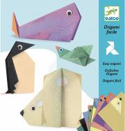 Набір для творчості Djeco Орігамі Полярні тварини DJ08777