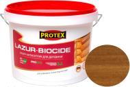 Лазурь-антисептик Protex 3 в 1 дуб шелковистый мат 10 л