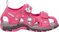 Сандалі Firefly Emilie 7 JR 302898-900410 р. 27 рожевий