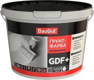 Грунтовочная краска адгезионная BauGut GDF+ 10 кг