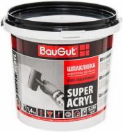 Шпаклівка BauGut Super Finish 1,4 кг